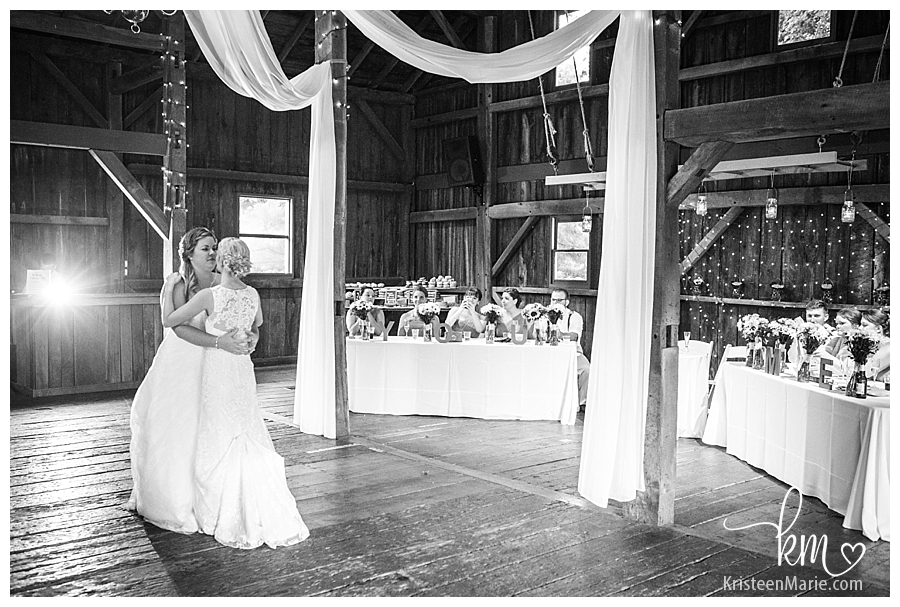 wedding first dance