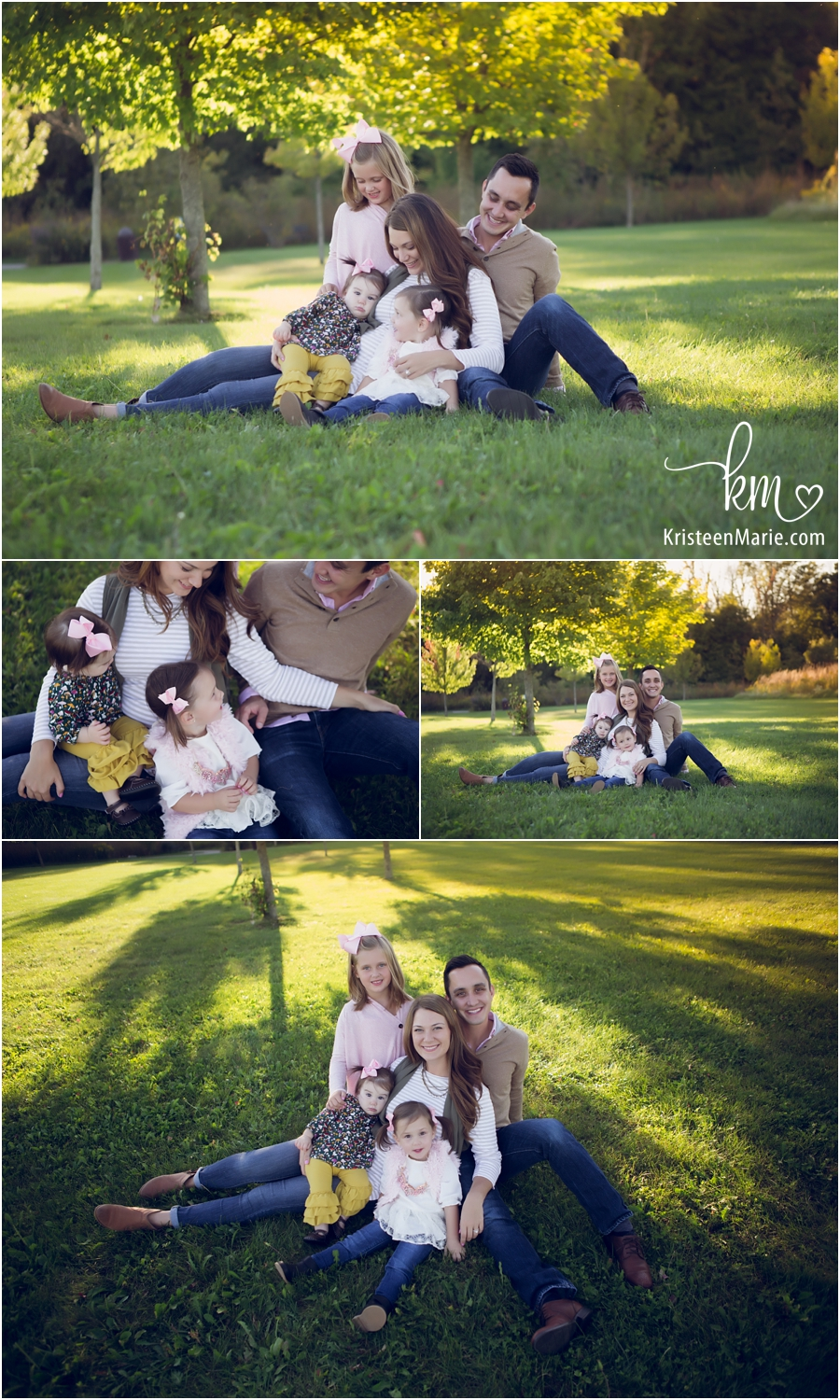 family pictures by KristeenMarie Photography