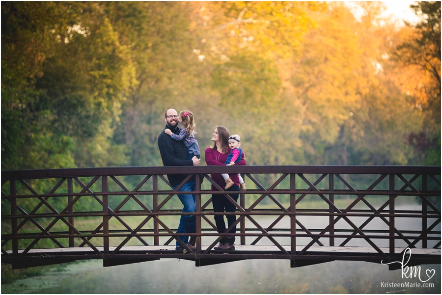 Indianapolis Indiana Fall Family Photographer