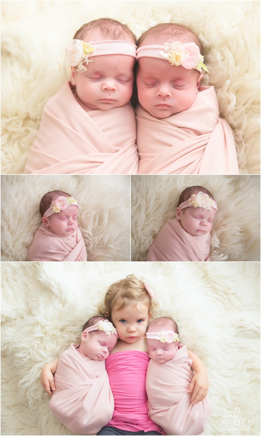 harper  u0026 taylor  u2013 indianapolis twin newborn photographer