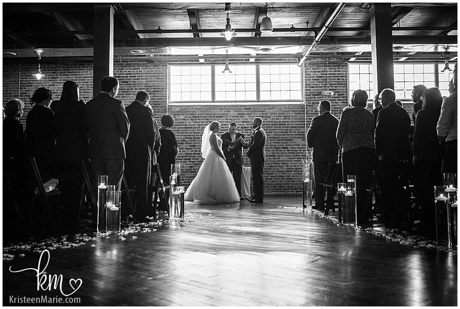 Biltwell Event Center Wedding Ceremony