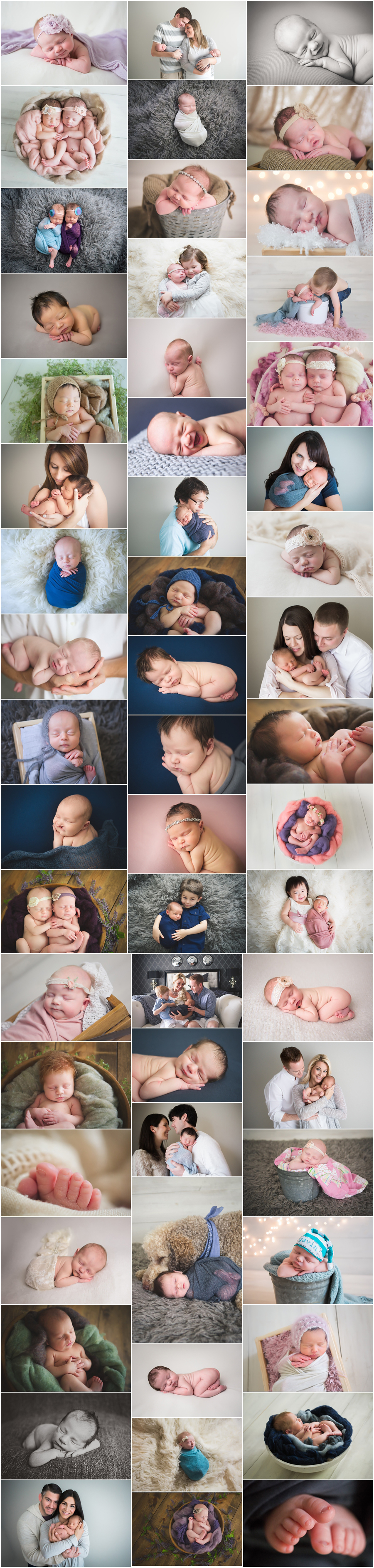 Indianapolis newborn pictures by KristeenMarie Photography