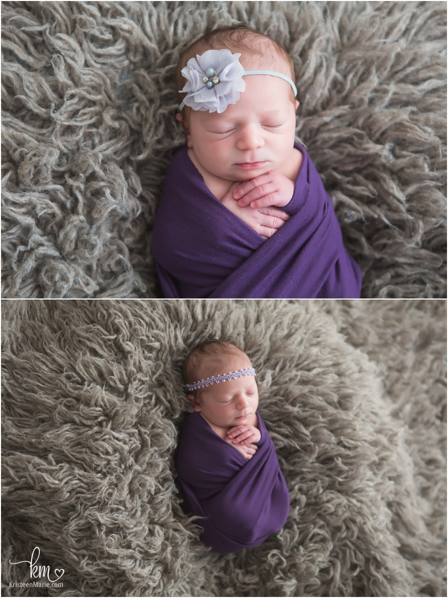 Baby Olivia Greenwood Newborn Photographer