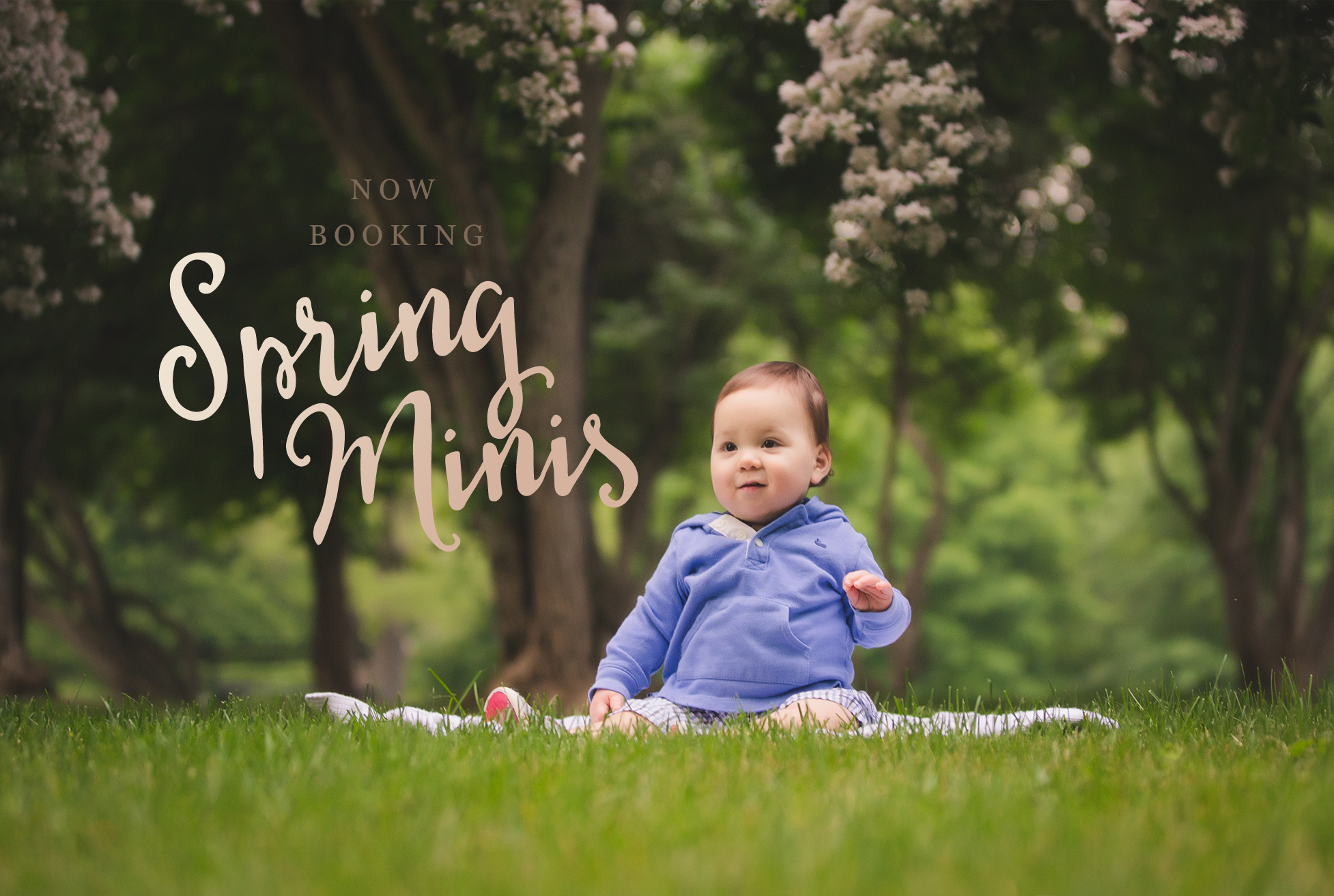 Spring Mini Sessions in Indianapolis, Indiana