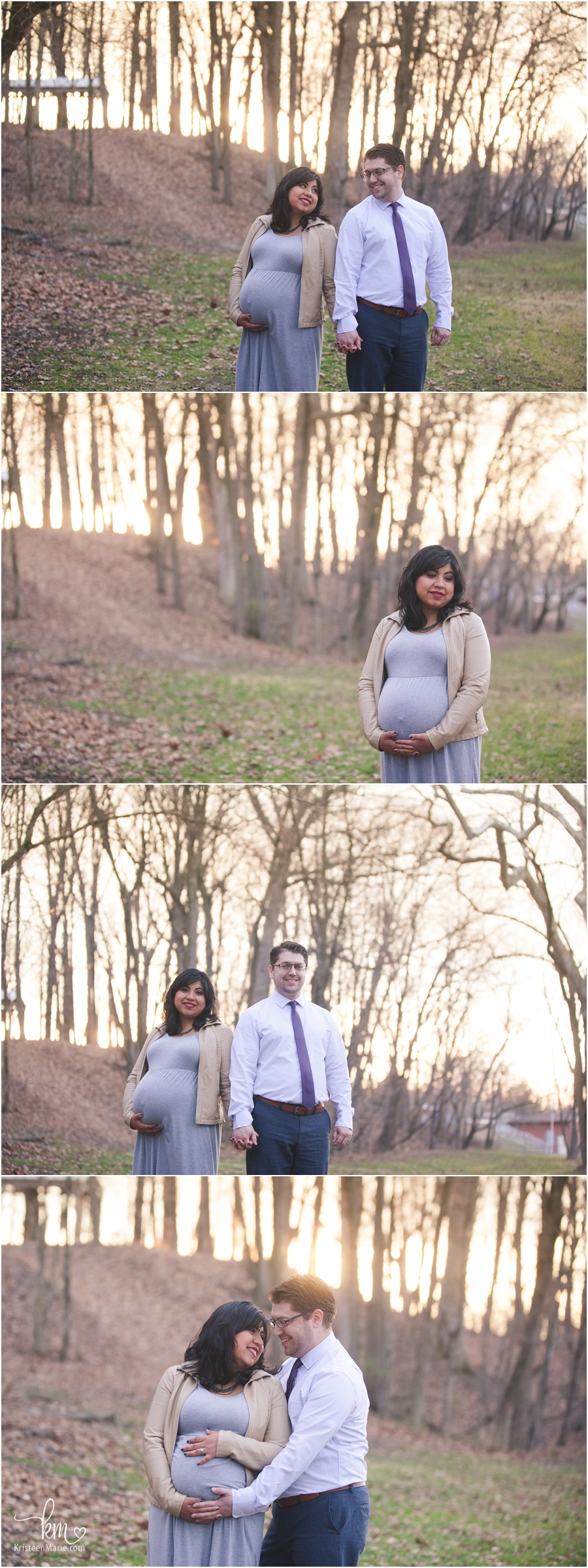 mom and dad expecting - family maternity pictures/poses