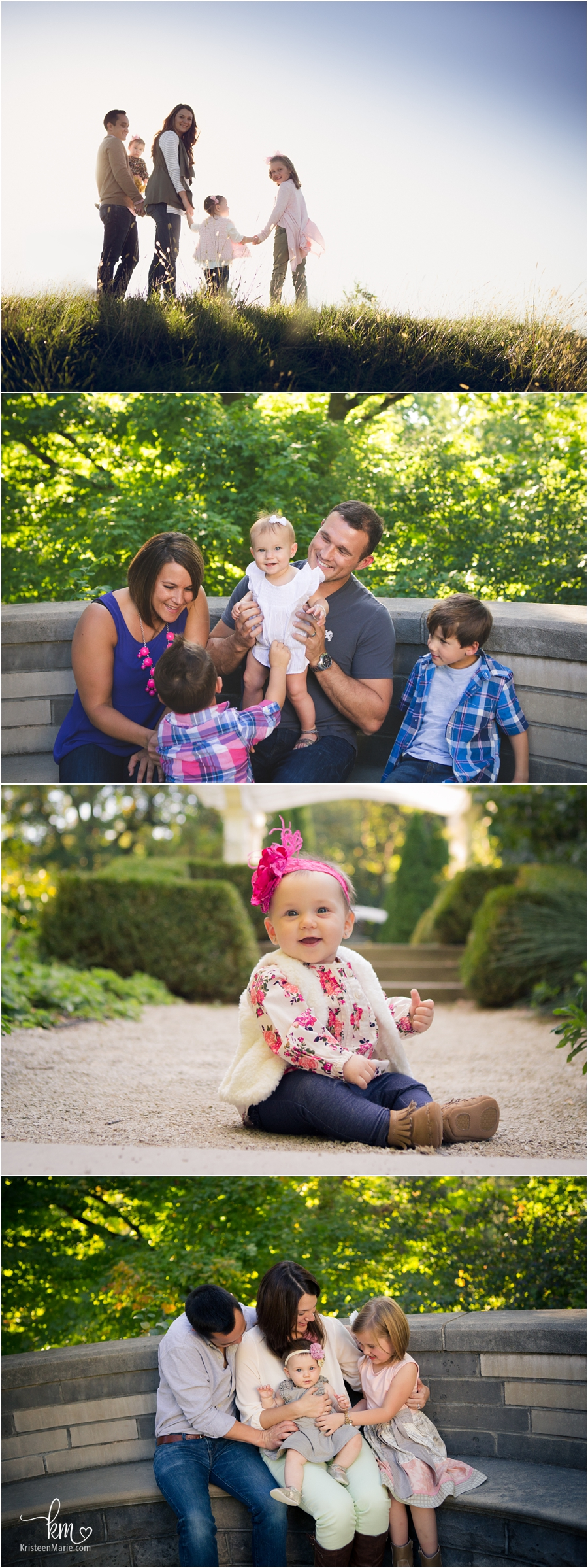 what to wear for outdoor family pictures
