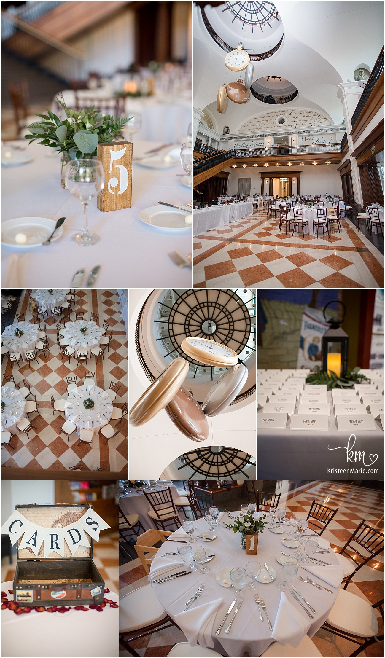 Indiana Historical Society Wedding