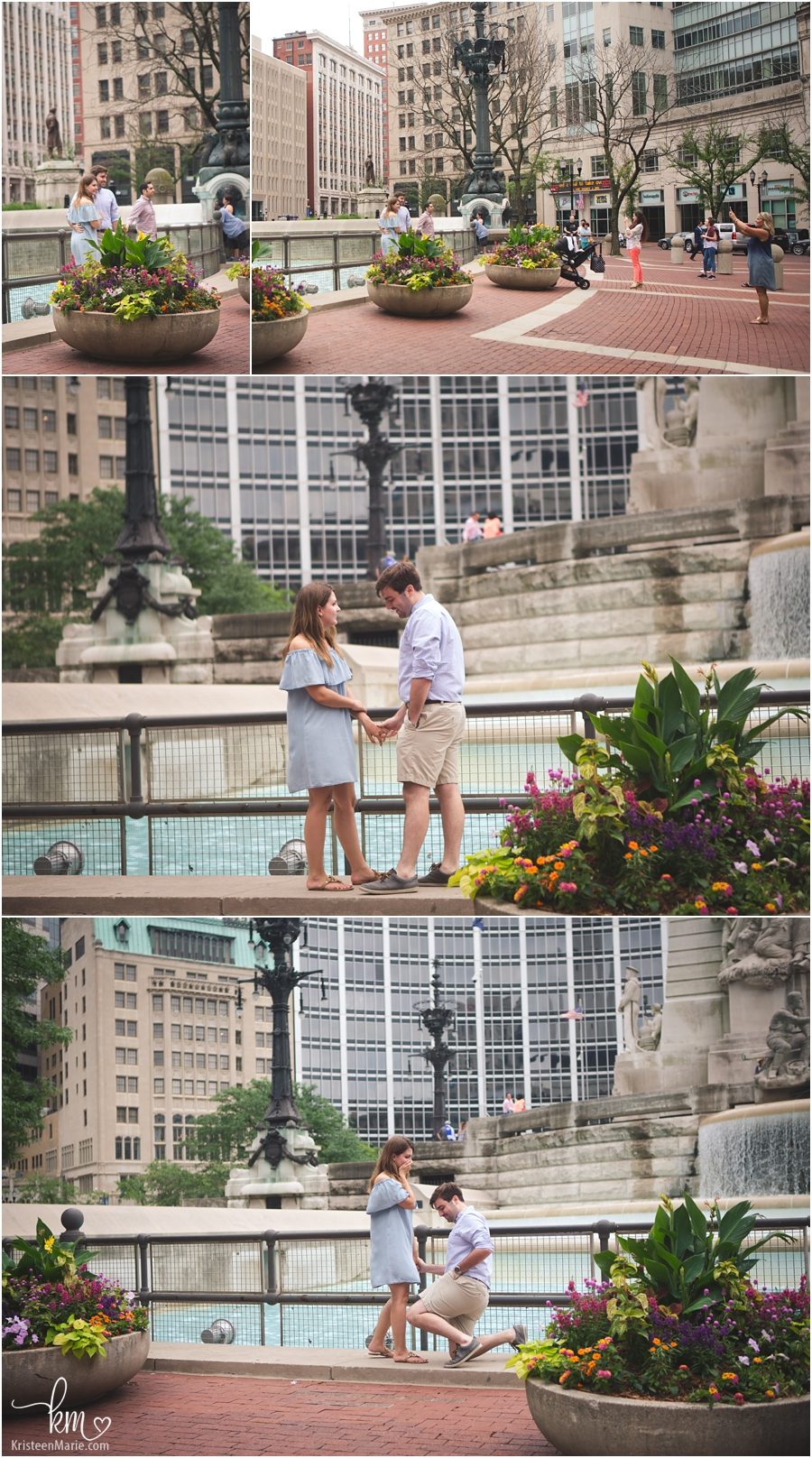 will you marry me?! Hire a proposal photographer. Your fiance will love it!