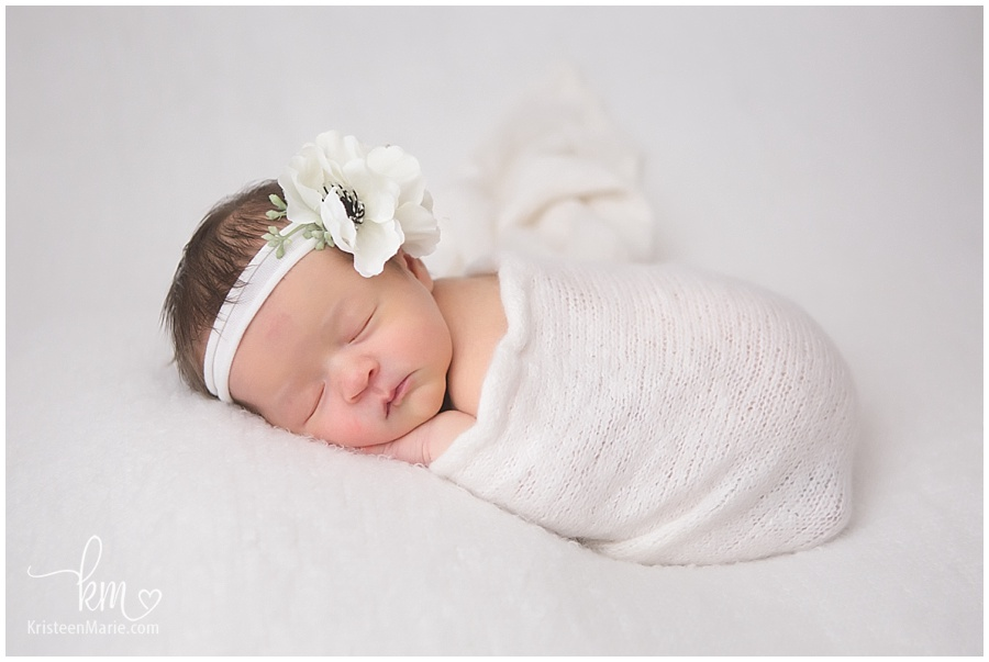 Zionsvillle Newborn Photographer