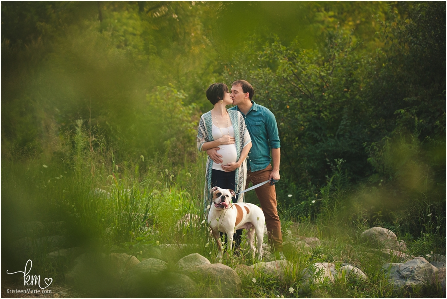 Indianapolis maternity photography