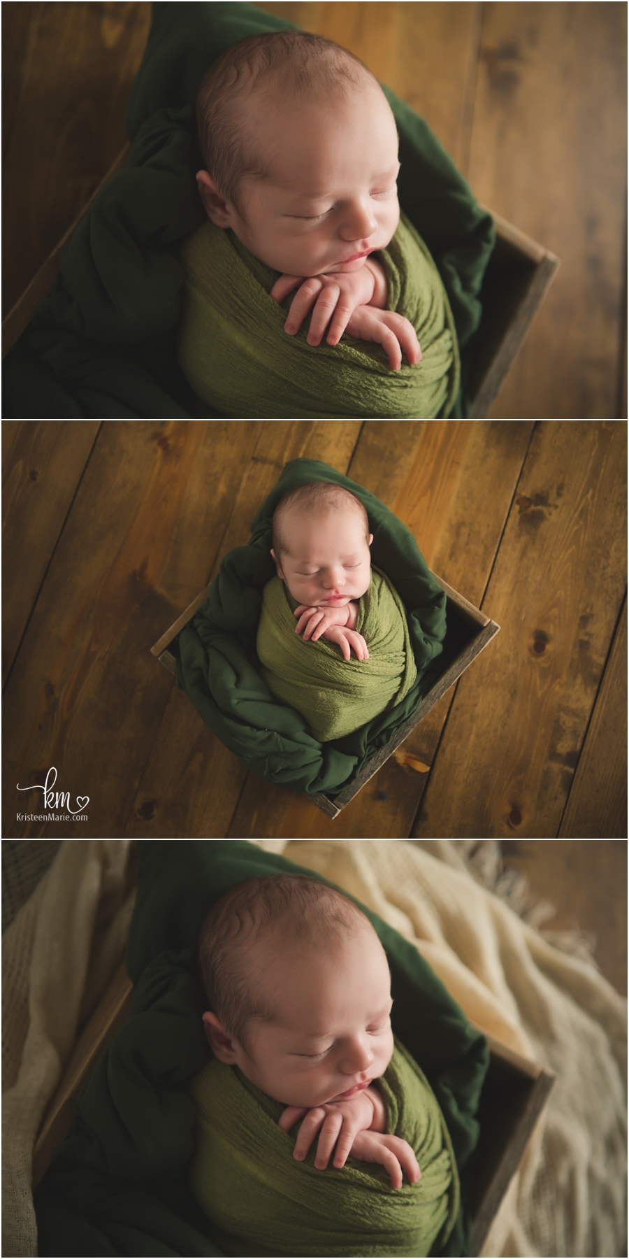 rustic newborn baby boy photos