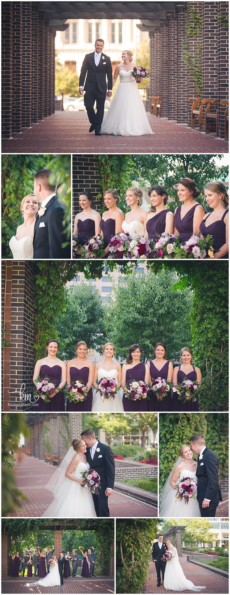 Indianapolis wedding photography by KristeenMarie