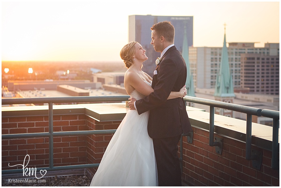 Wedding photography in Indianapolis, IN