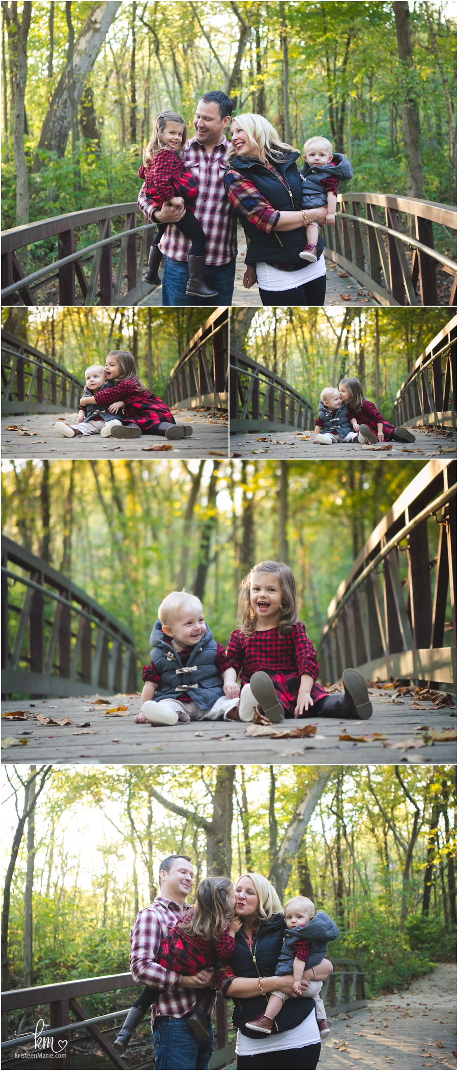 Fall family pictures in Indianapolis, Indiana
