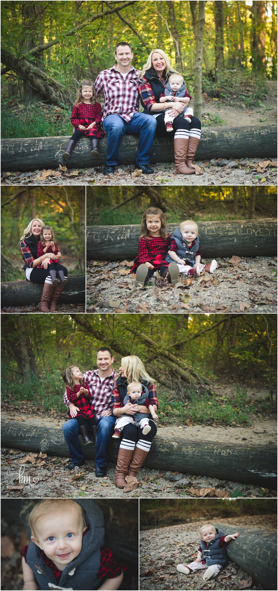 the whole family - Indianapolis family pictures