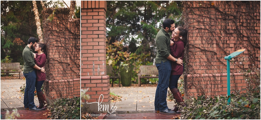 engagement photographer in Indianapolis, IN