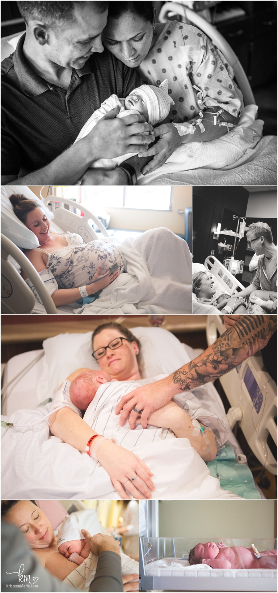 Indianapolis Birth Photography - Beautiful Birth Photography