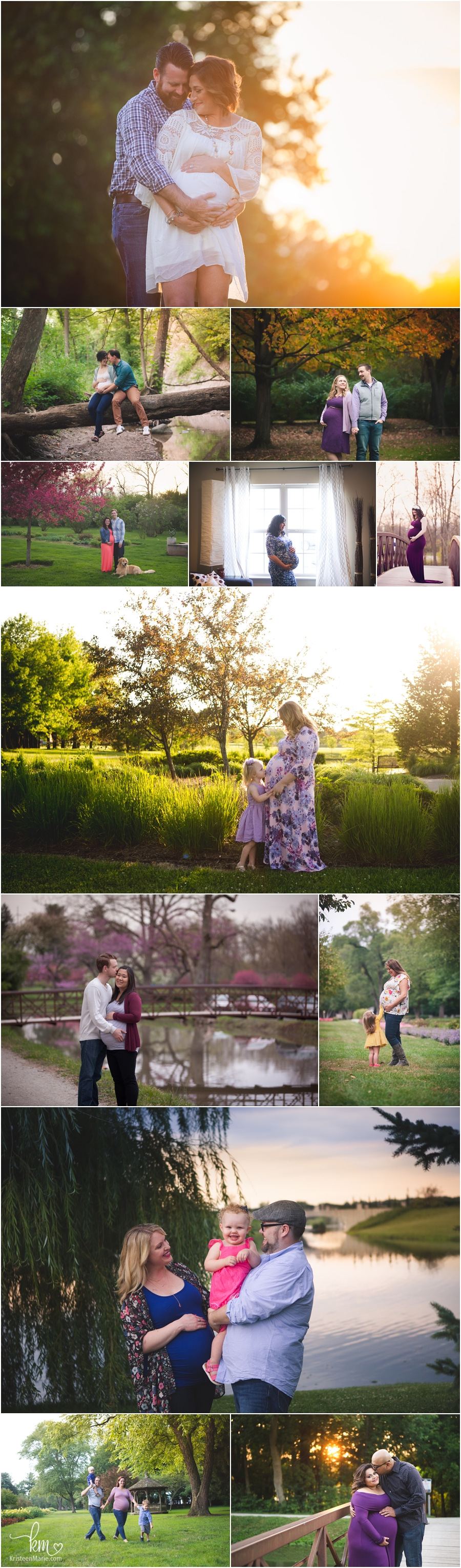 Indianapolis maternity photographer - KristeenMarie Photography