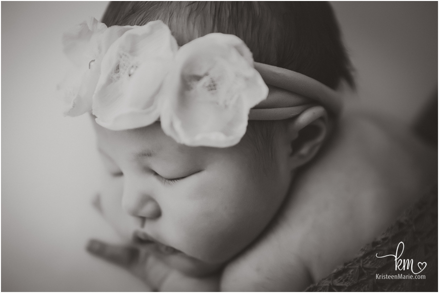 newborn photography in Carmel, Indiana
