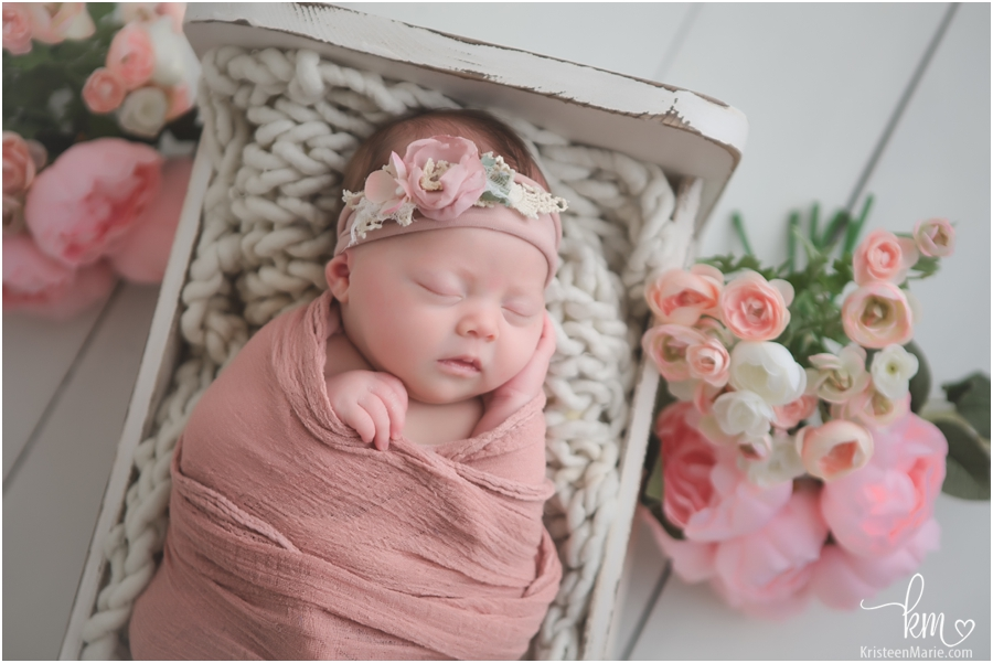 Fishers, IN newborn photography