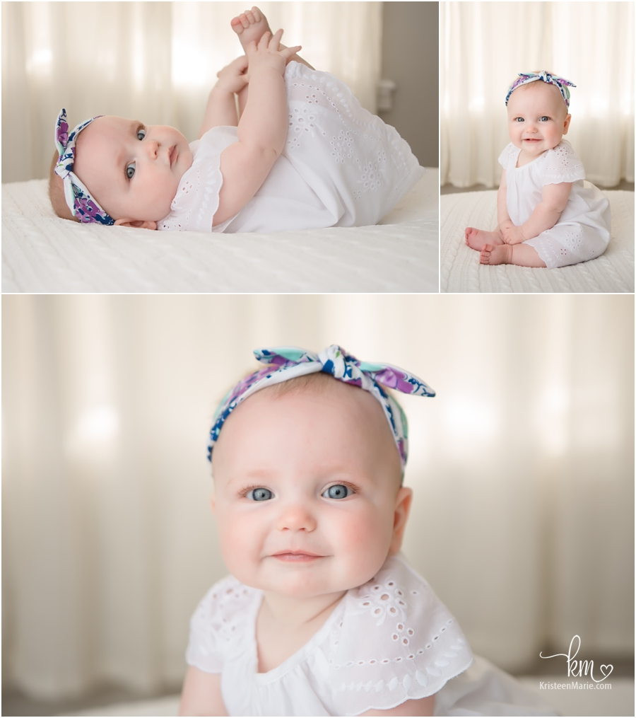 beautiful baby girl - Zionsville Indiana photographer
