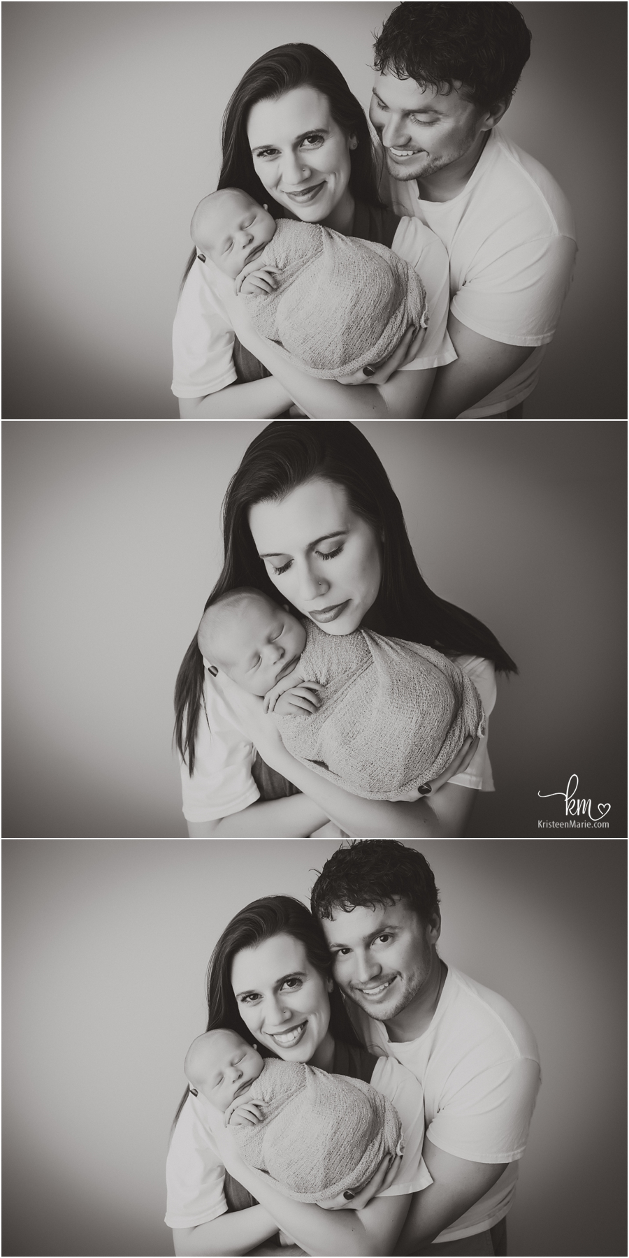 Indianapolis newborn photography - family pictures