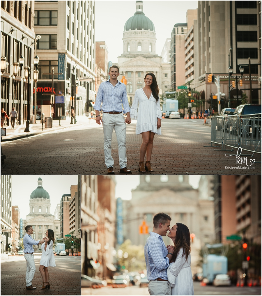 wedding and engagement photography in Indianapolis