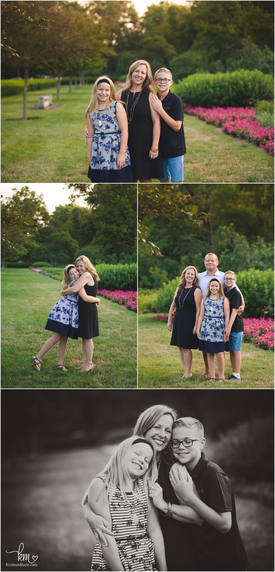 The whole family - Indianapolis Photographer