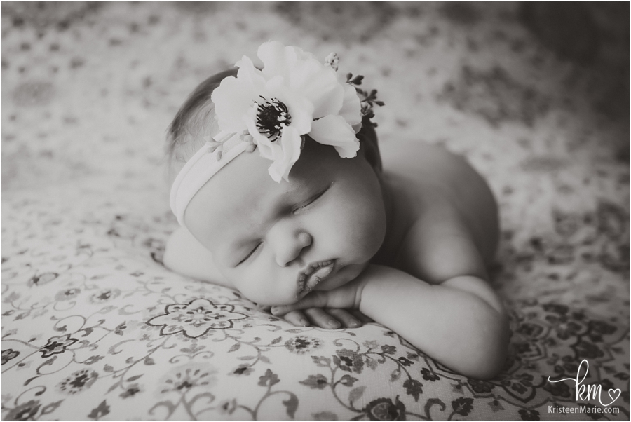 Best Indianapolis newborn photographer