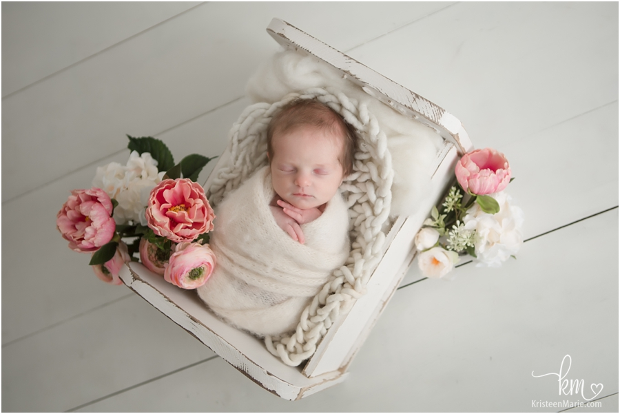 Broad Ripple Newborn Photographer