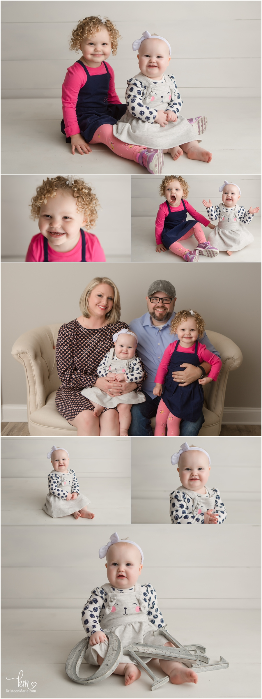 Indianapolis photograpy studio - family pictures