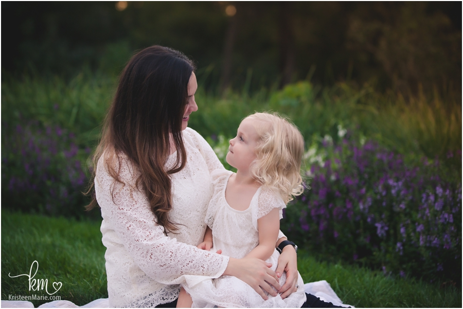 Mom and daughter - Indianapolis family photography