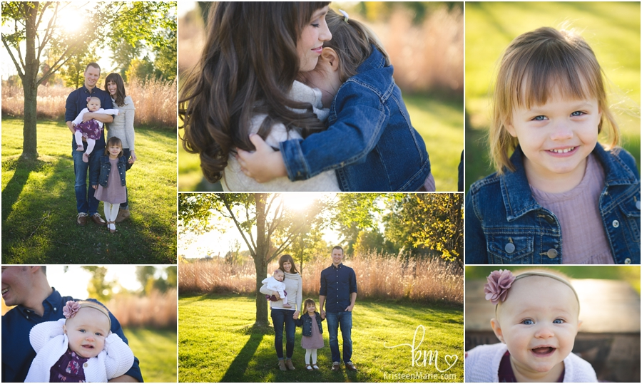 family pictures in Carmel, Indiana