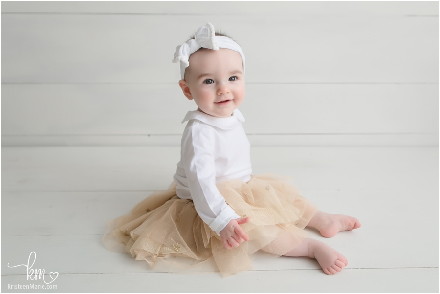 adorable little one - Carmel photographer