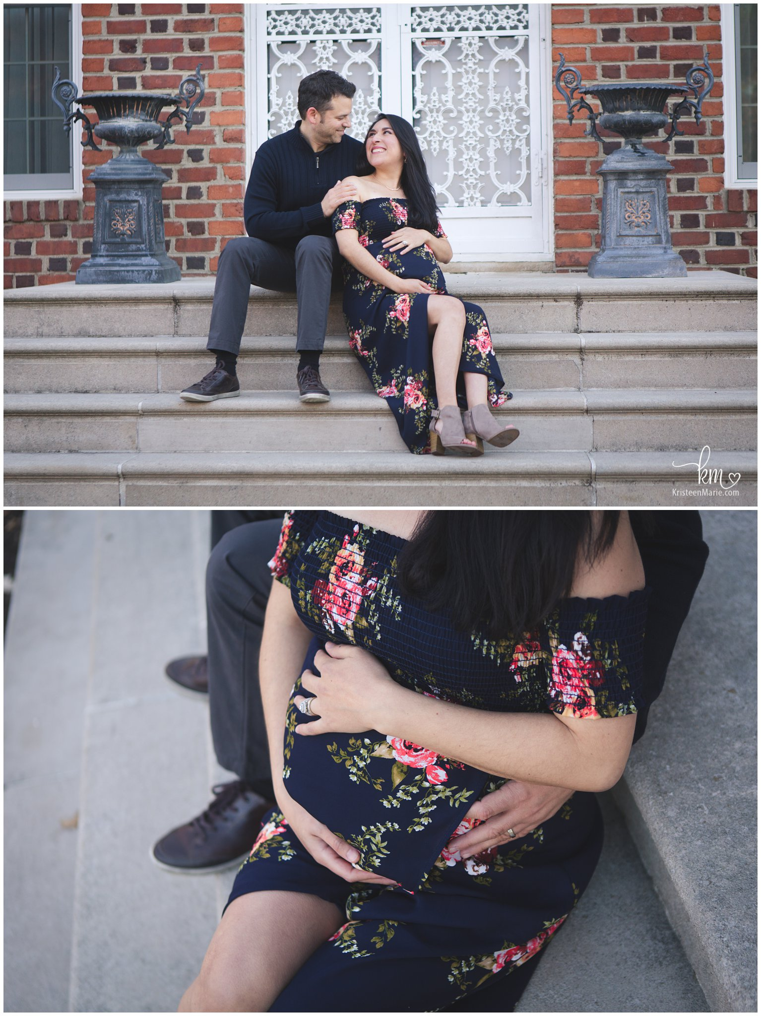 Maternity and newborn photography in Indianapolis, IN