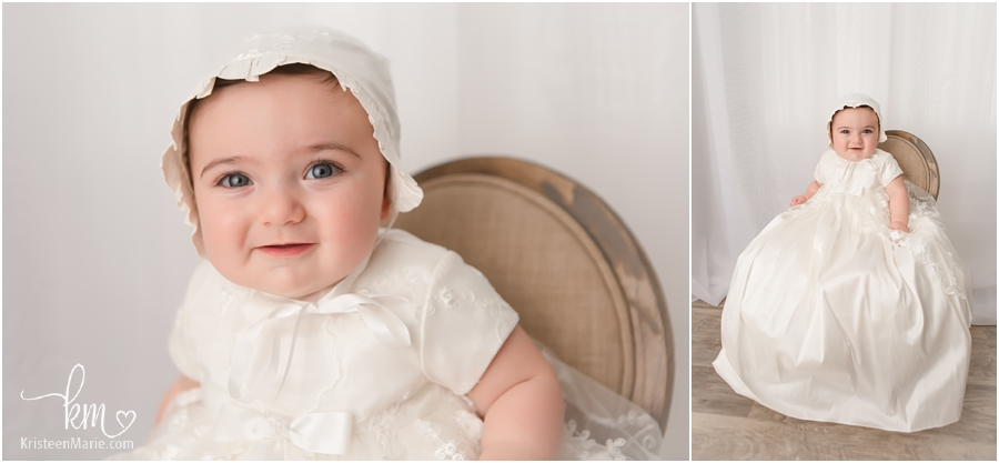 baptism outfit for baby girl - professional baptism pictures