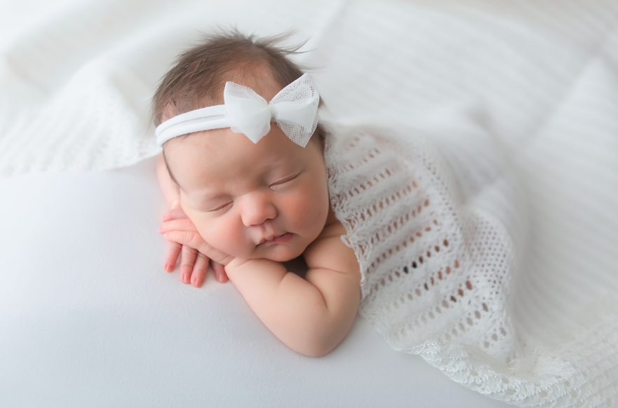 Beatrice Ruth – Zionsville Newborn Photography
