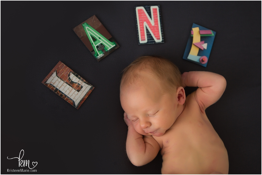 Fishers newborn photography