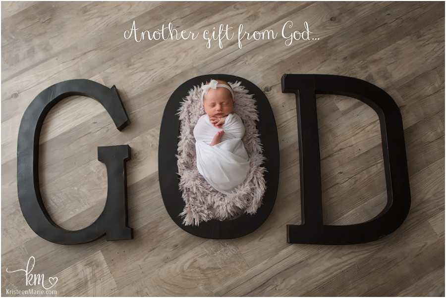Another gift grom God newborn picture