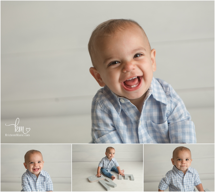 1st birthday pictures - Indianapolis photography studio