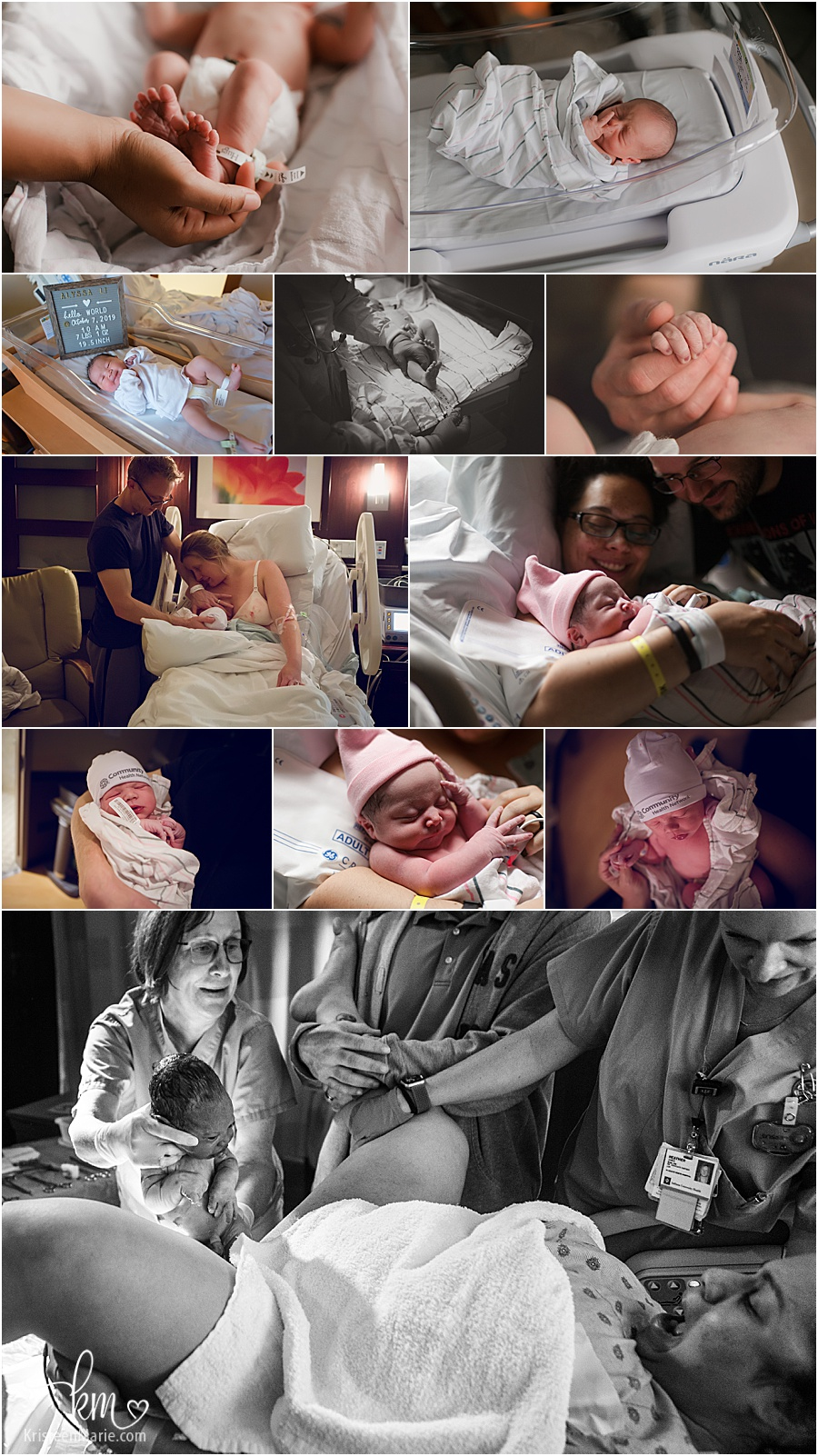 Indianapolis Birth Photography