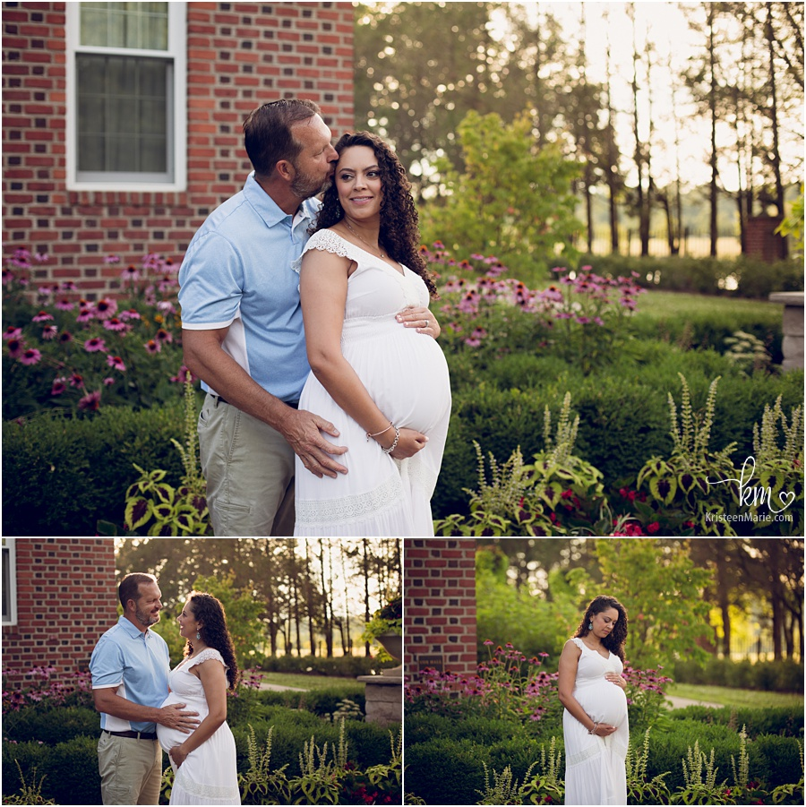 Coxhall Gardens Maternity Photography