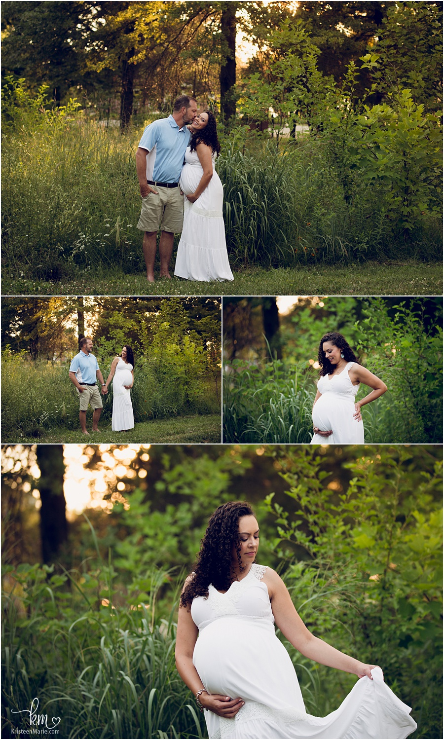 sunning maternity photography