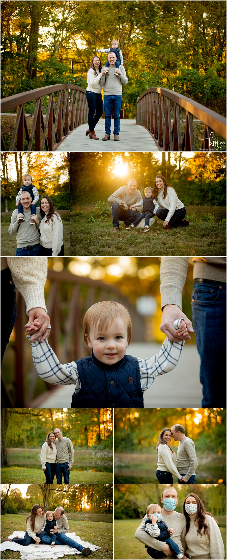 outdoor family pictures - Indianapolis family photographer
