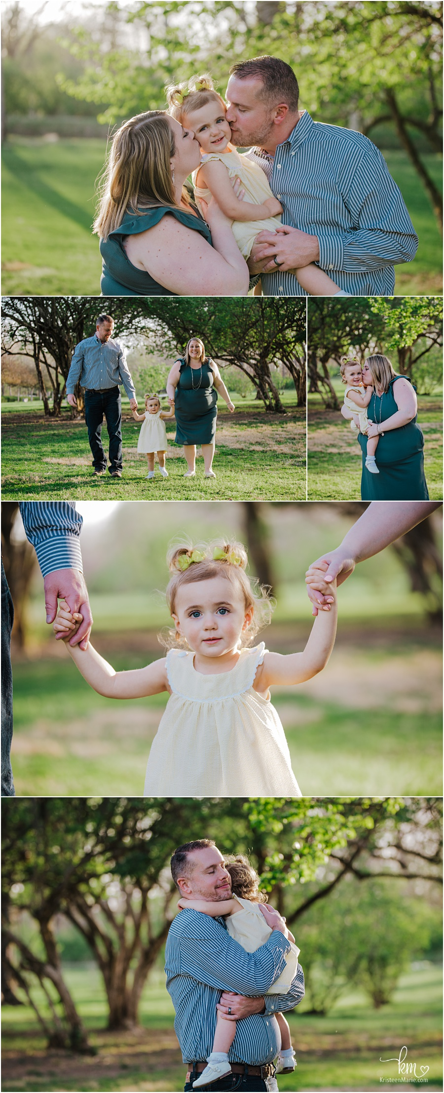 famiy photography in Indianapolis - so much love